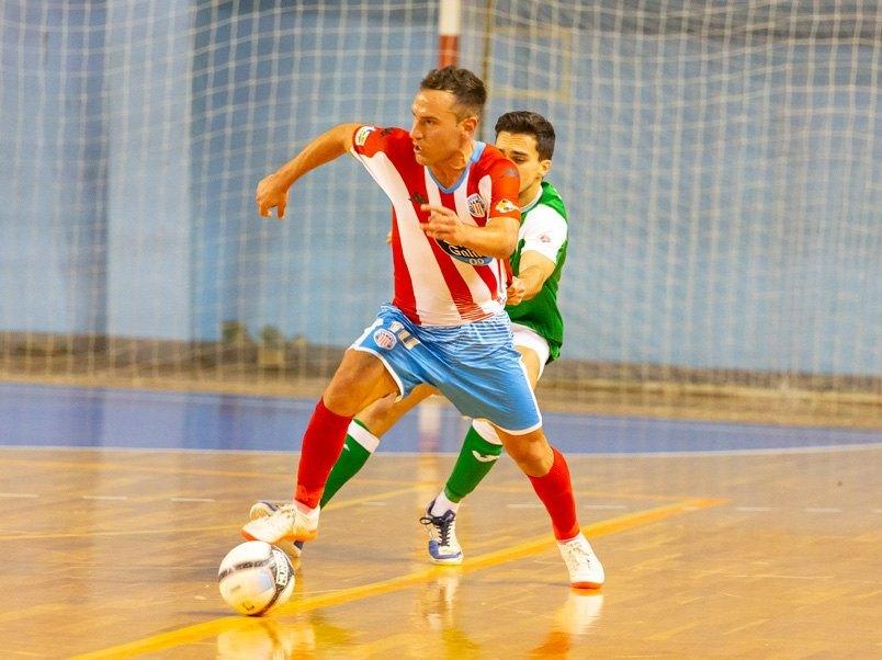 Kilian fotógrafo fotografía estudio reportaje sesión prensa deportes fútbol sala Lugo Galicia