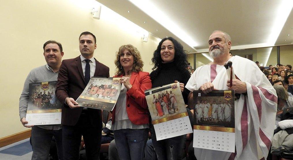 fotógrafo fotografía estudio reportaje sesión Arde Lucus Lugo Galicia Excma. Diputación de Lugo